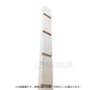 1×4 溝付き支柱 約38×89×2400mm