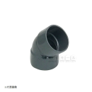 ライト管継手 45エルボ LP−45L 75