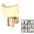 広角ACセンサーライト 電球色 DLA−1T600L