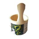 天然木 湯殿用 片手湯桶