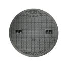 鋳物マンホール 直径 約340mm