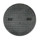 鋳物マンホール 直径 約445mm
