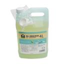 イエモア 食器・調理器具用洗剤 4L