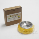 イエモア ペット用食器 Sサイズ 黄色 ML991051-S-Y