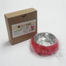 イエモア ペット用食器 Sサイズ 赤色 ML991051-S-R