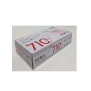 シンガー ニトリル ディスポグローブ No.710 ホワイト 粉なし M 100枚入