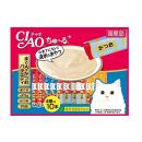 CIAO チャオ ちゅ〜る まぐろ・かつおバラエティ 40本