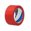 テラオカ Pカットテープ No.4140 赤 50mm×25m