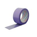 パイオラン 内装養生用テープ バイオレット 50mm×25m ゆかりY−07−V