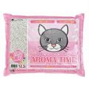 ネコ砂 アロマタイム 12.5L