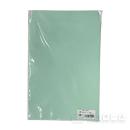 角形2号 カラー封筒 グリーン 10枚