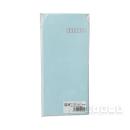 長形3号 カラー封筒 ブルー 10枚