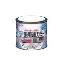 アサヒペン 水性多用途カラー 1/5L 白