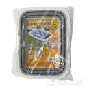 たためる洗い桶 取手付き 8.5L FIN−706