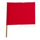 赤旗 木柄付 300×400