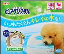 GEX ピュアクリスタル サークル・ケージ 犬用 900mL