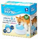 GEX ピュアクリスタル クリアフロー 犬用 950mL ブルー
