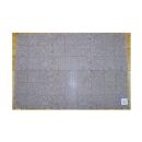 テラモト ユニットターフE型 グレー600×900(10枚入)