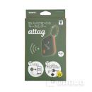 attag アッタグ YATG−01 カーキー・オレンジ