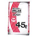 らくパックECO 透明袋 45L 100枚入