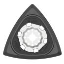 ボッシュ マルチツール スターロック ラバーパッド AVZ93G