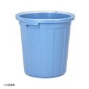 ニューセレクトペール 丸型 本体 ブルー M−70【※フタ別売】