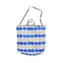 ランドリー トートバッグ Lサイズ ブルー