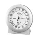 エンペックス 温湿度計 E×2767 スーパーE×高品質 シャインシルバー
