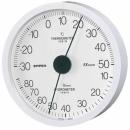 エンペックス エクストラ温湿度計 ホワイト TM6201