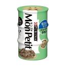 モンプチ セレクション ジューシーチキンの粗挽き仕立て 85g×3缶パック