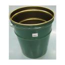 丸缶 緑 20L (フタ別売)