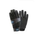 #717 耐切創PU手袋 10/LLサイズ ブラック