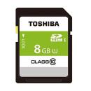東芝 SDHCメモリーカード 8GB CLASS10