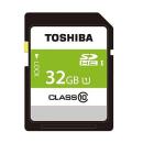 東芝 SDHCメモリーカード 32GB CLASS10