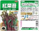 中国野菜 紅菜苔(こうさいたい)