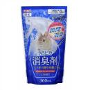 GEX うさピカ 消臭剤 ヒノキの香り つめかえ用 360mL