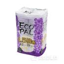 ECOPAL エコロジーパルナップ ダブル37.5m パープルカラー&ラベンダーの香り 12ロール