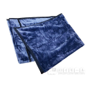 ニューマイヤー 毛布 ネイビー 140×200