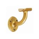 Eブラケット 横型 ゴールド 35mm用 EL−11G システム手すり ネジ付