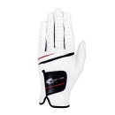Golf USA デジタルエンボス合皮グローブ 白 M 左手用