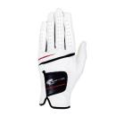 Golf USA デジタルエンボス合皮グローブ 白 L 左手用