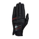 Golf USA デジタルエンボス合皮グローブ 黒 S 左手用
