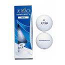 ゼクシオ SUPER SOFT X 3個 ホワイト
