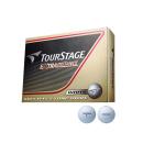 ゴルフボール ツアーステージ エクストラディスタンス 12個 ホワイト
