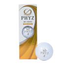 ゴルフボール PHYZ 3個入 パールホワイト