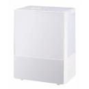 湿度コントロール機能付 ハイブリッド加湿器 スクエアミスト ホワイト HFT-1725WH