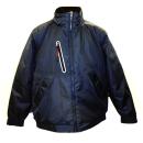 ホシ服装 935 防寒ジャケット 6ダークネイビー M