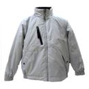 ホシ服装 935 防寒ジャケット 1ライトグレー M