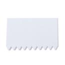 自然 カットラベル 白 9.0cm 10枚×10シート