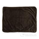 イエモア ブランケット 45×60 小 ブラウン